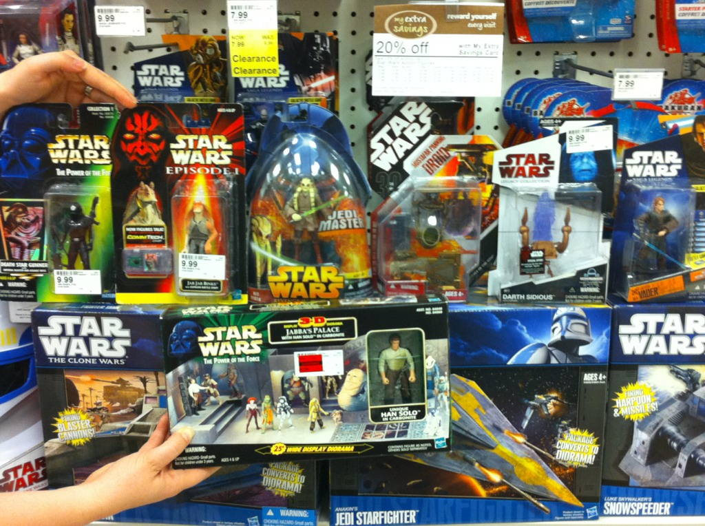 Old Star Wars Toys : Old star wars toys at shopko kemple